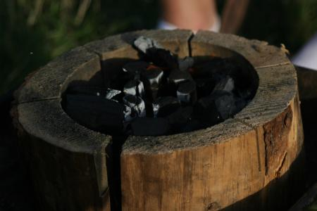 Coal in the Wood