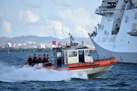 Coast Guard Cutter James
