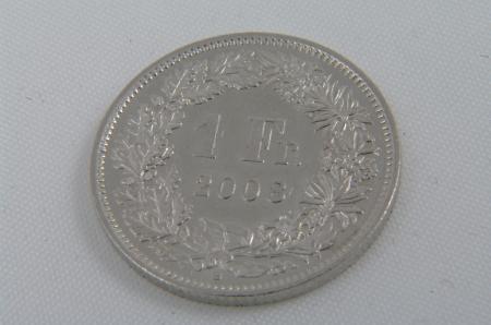 Coins CHF switzerland