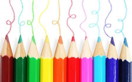 Colorful Art Pencils