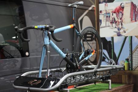 Colorful Bike Stand