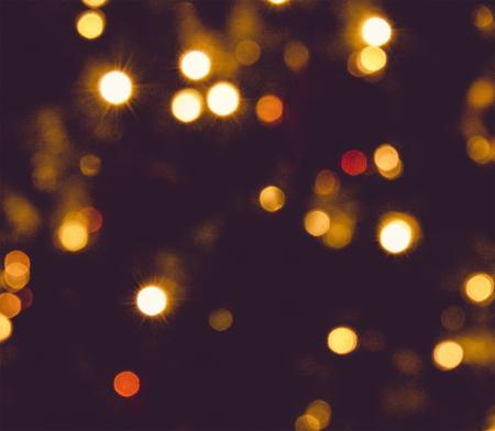 Colorful Bokeh Background with Blurry Lights
