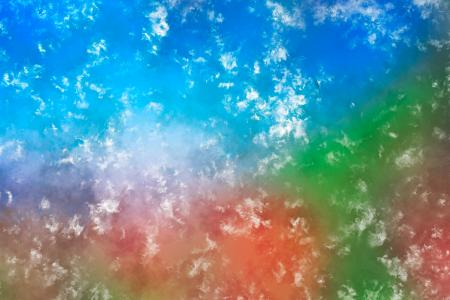Colorful Pastel Texture