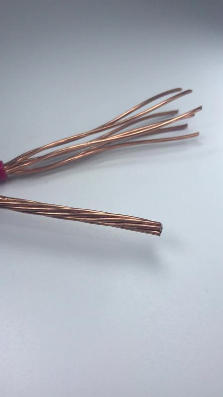 Copper Wire Strand
