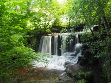 Crackpot Waterfall