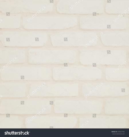 Cream Brick Wall