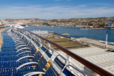 Cruise Ship Docked