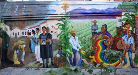 Culture Mural