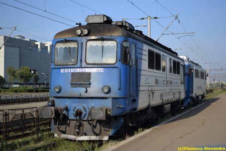 DA 1365 + DA 1348 cuplandu-se la R 11021