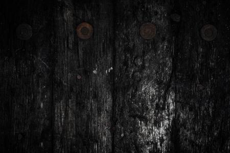 Dark Rotten Wood Texture