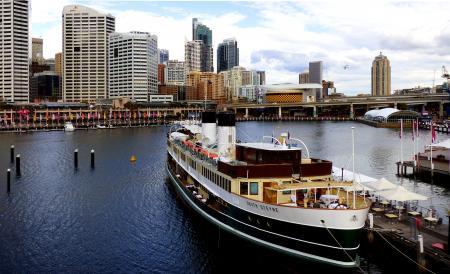 Darling harbour Sydney.