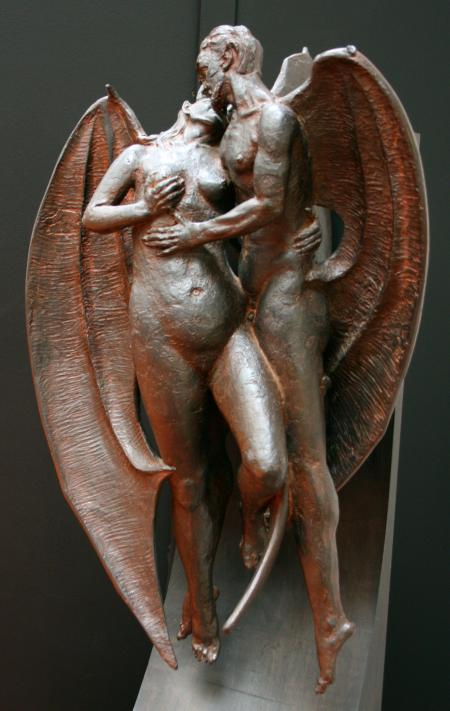Devils Sculpture