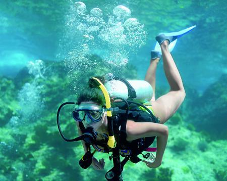 Dive Dive Dive Dive Dive!