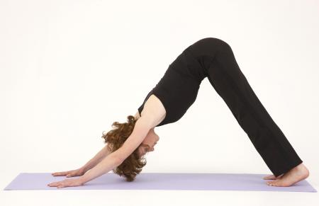 Downward Facing Pose
