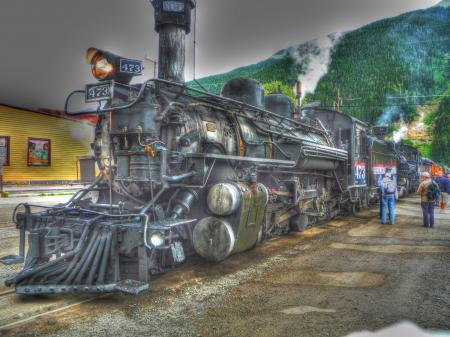 Durango-Silverton Train