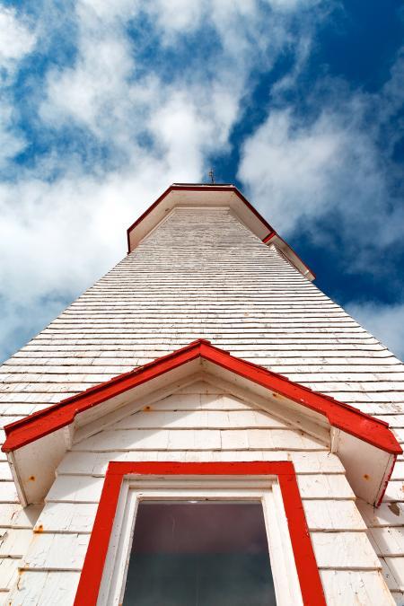 East Cape PEI Lighthouse