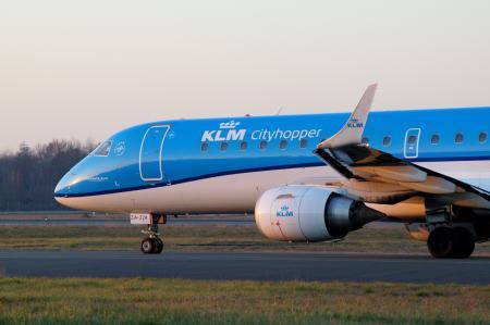 Embraer 190 KLM