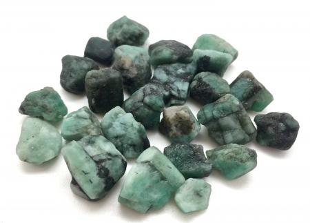 Emerald Raw Gemstone