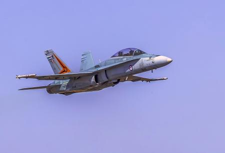 F/A-18B Hornet  Multi-role fighter