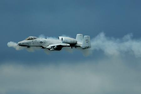 Fairchild-Republic A-10 ''Thunderbolt II'' (''Warthog'')