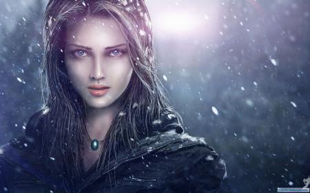 Fantasy Woman 1