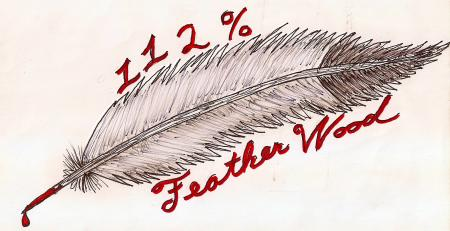 Feather and Wood