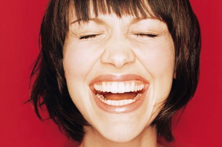 female laughter