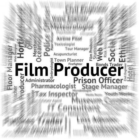 Film Producer Indicates Production Hiring And Position