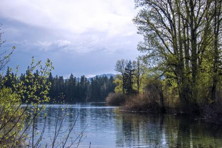 Fish Lake, Oregon