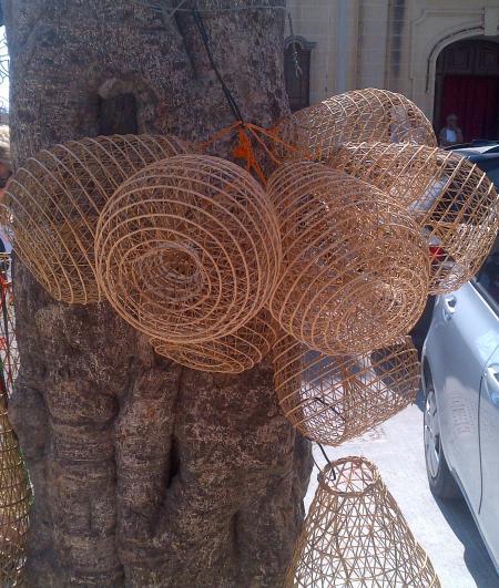 Fishing Baskets