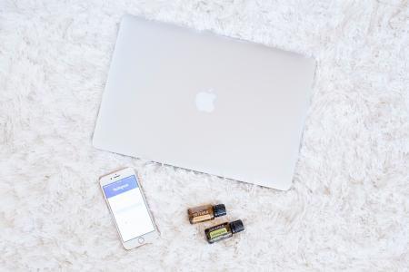 Flat Lay Photography of Apple Devices