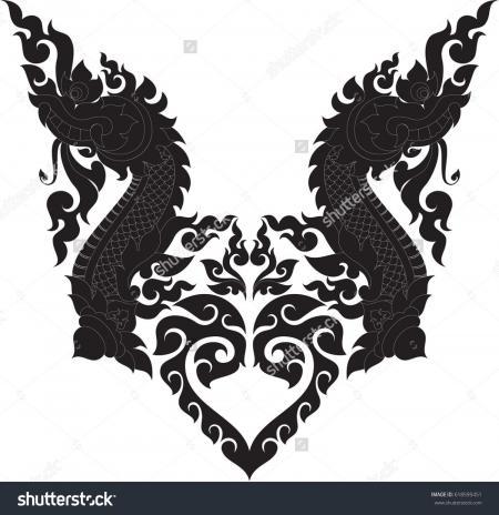 Floral Naga
