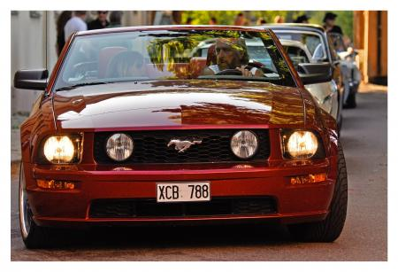 Ford Mustang GT CAB 2005