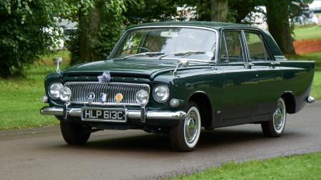Ford Zephyr 4 Mk III