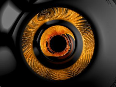 Fractal Spiral Design