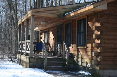 French Creek State Park Cabins