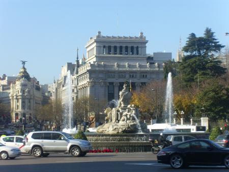 Fuente de la Cibeles (Madrid)