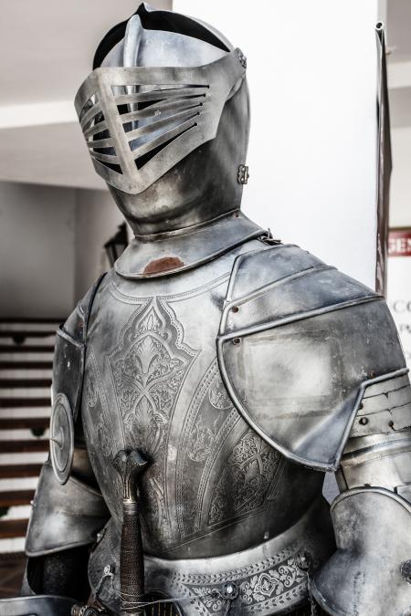 Full Body Armour