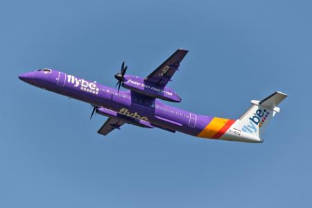 G-JECM / Bombardier Dash 8 Q400 / FlyBe