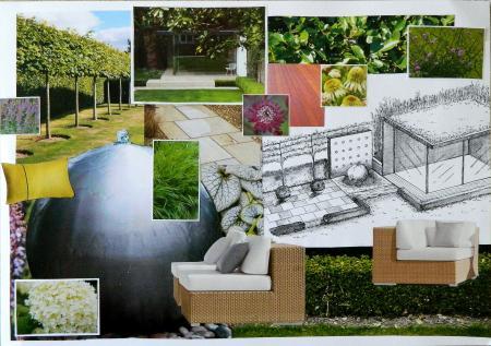 Garden mood