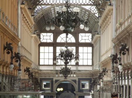 Genova Galleria Liguria Italy - Creative Commons by gnuckx