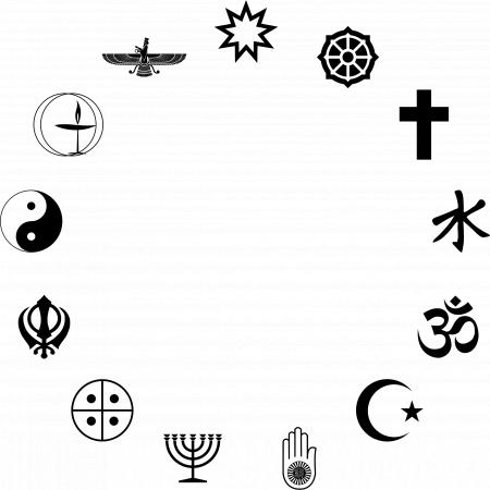 Global Religious Sign