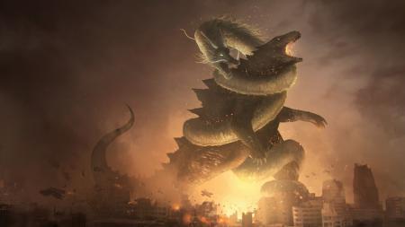 Godzilla Dragon