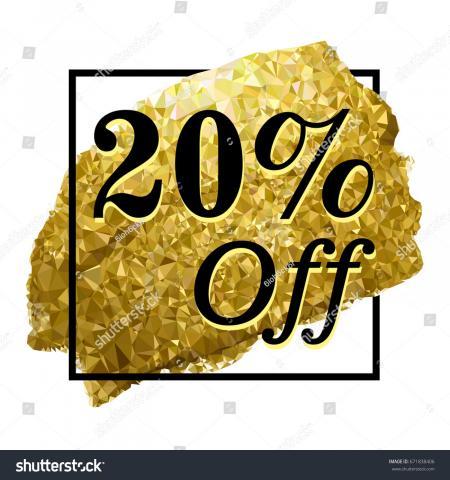 Golden 20 Percent