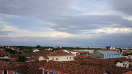 Granada, Nicaragua Rooftops