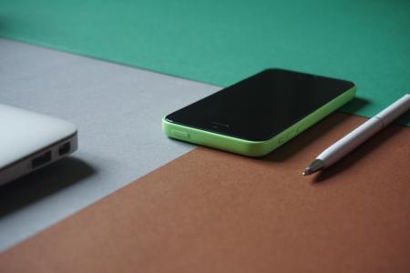 Green Iphone 5c