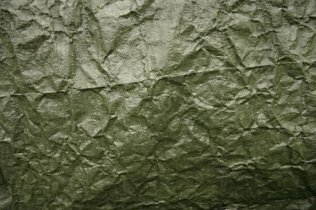 Green plastic material