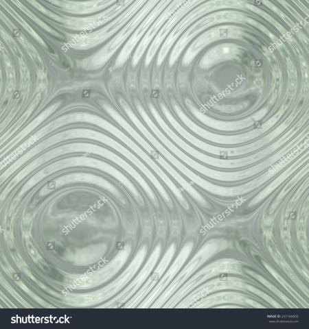 Grey Abstract Ripple