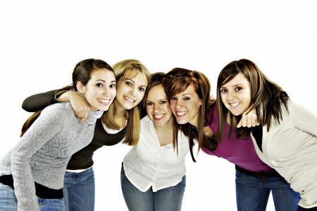 Group Hug Girls