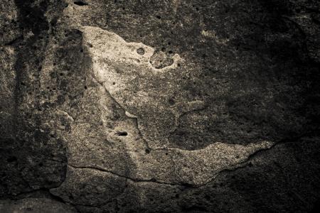 Grunge Golden Rock Texture
